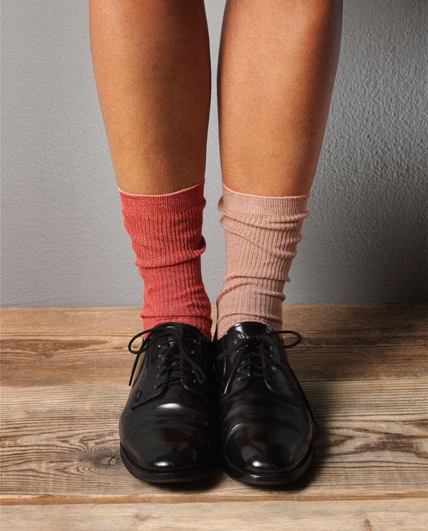 Calze donna Claudia Facenti, Tailored Socks Strategist